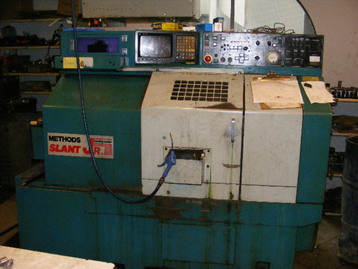 Nakamura Slant-JR CNC Turning Centre 5288