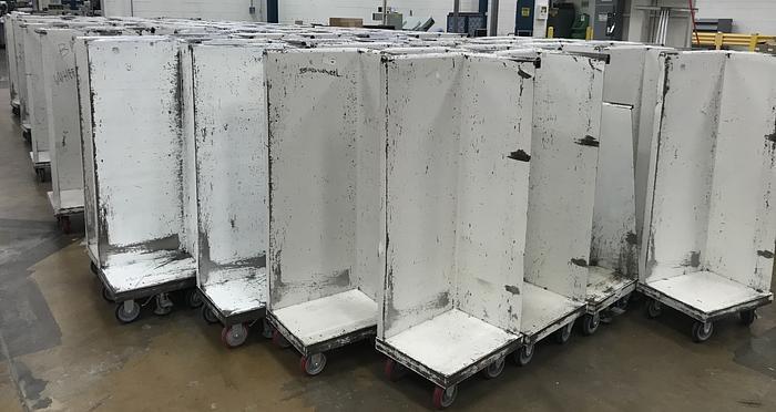 "Paper Carts - Single Sided (18""x14"") - Heavy Duty"