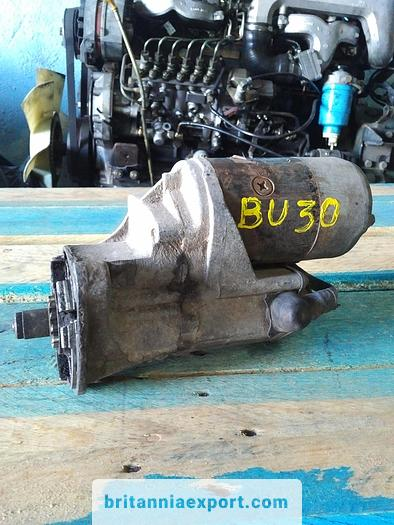 Used Nippondenso 12V starter motor for Dyna BU20 / BU30 / Landcruiser BJ40