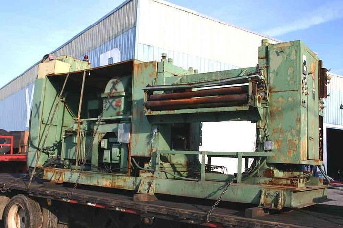 """Used 64"""" Memco Model 200 Embossing Stand: EM-077"""