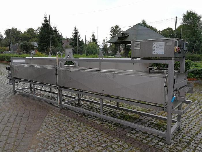 Używane Opiekacz taśmowy, tunelowy z wymuszonym obiegiem powietrza, elektryczny HOJA