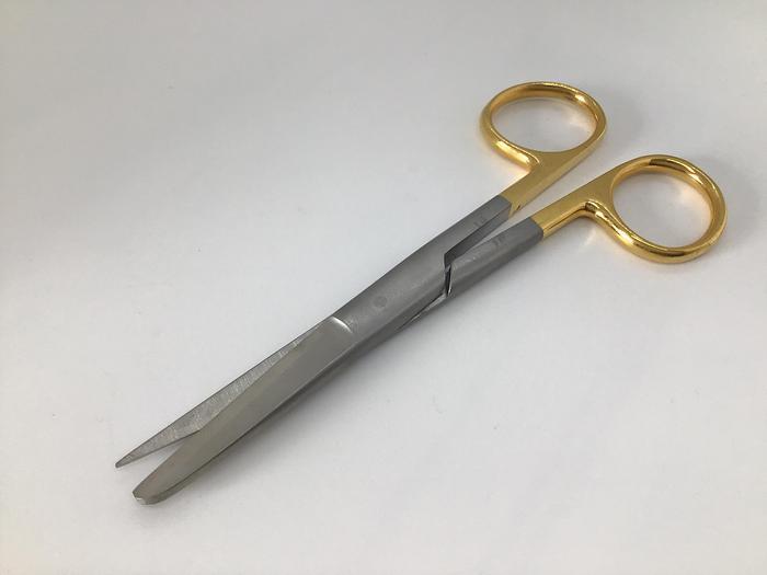 Scissor Surgical  Tungsten Carbide Sharp/Blunt Points Straight 125mm (5in)