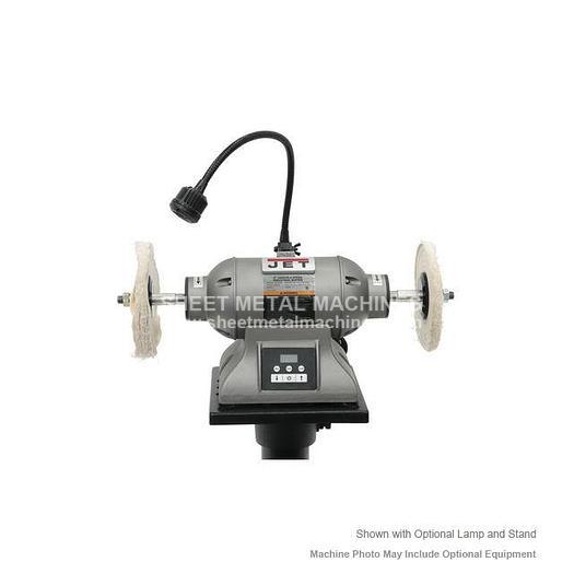 JET IBG-8VSB Variable Speed Industrial Buffer 578218