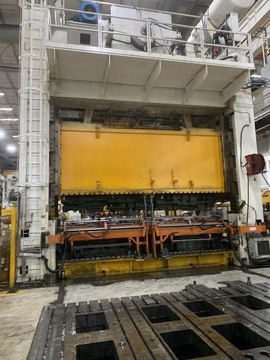 1600 ton Blow Stamping Press