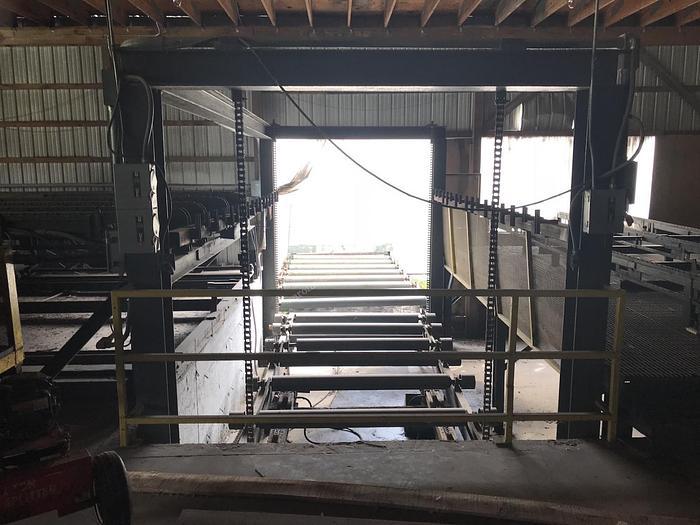 Corley Hydraulic Stacker Line