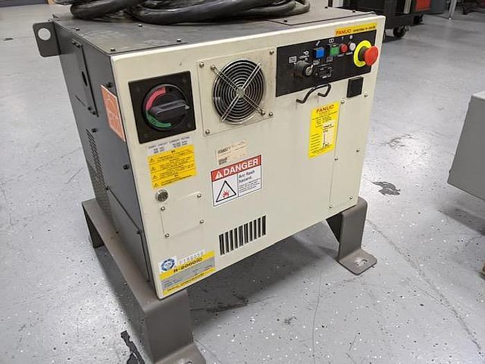 20  FANUC R2000iC/125L 6 AXIS CNC ROBOT WITH R30iB CONTROLLER, VISION, 125KG X 3,100 MM H REACH