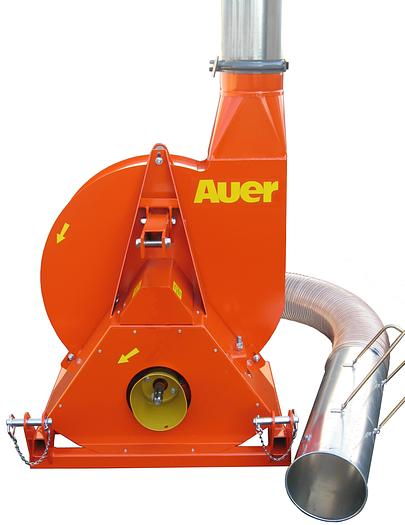 PTO DRIVEN BLOWER FOR WOOD CHIPS