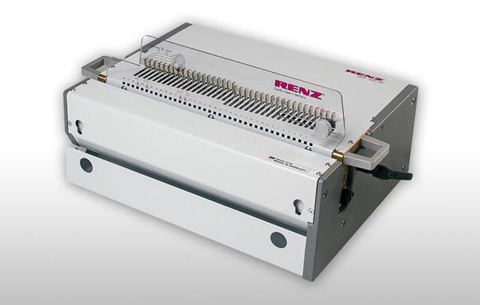 Renz DTP 340M Electronic Desk-Top Punch