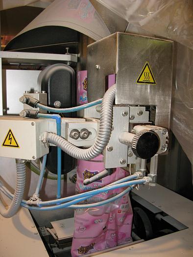 Item # 8176 – BAGGING MACHINE, VERTICAL FORM FILL SEAL