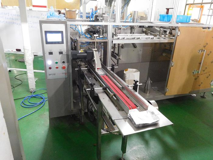DOYPACK SACHET FILLING MACHINE