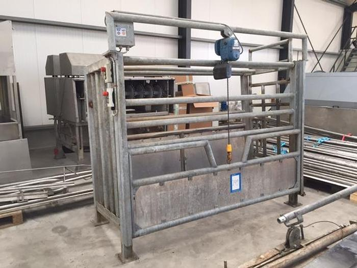 Refurbished Cattle Slaughter Line 50 hpd (REFURBISHED)