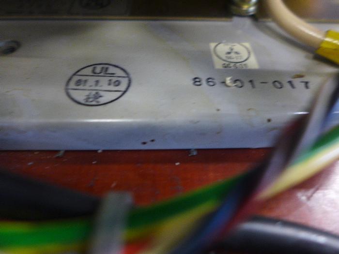 Steuerungseiheit Mitsubishi Meldas UL 63