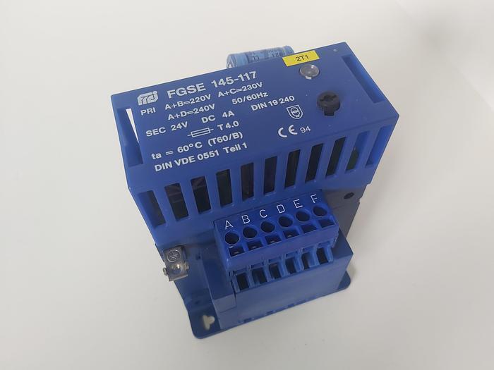 FGSE 145 - 117, 230V/24VDC,