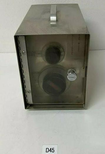 Used Smith Equipment Proportional Gas Mixer Model 299-006-3B Argon & Helium 45psi Max
