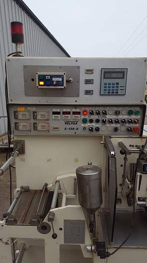 Volpak S-130-D Sachet Machine