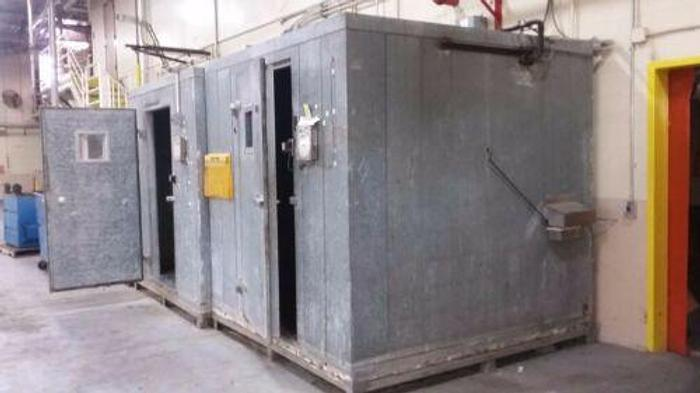 """GELOBACK WALK-IN CHILLER Inside Dim. 7'x7'x81""""H,Supco Chart Reader_GREAT"""