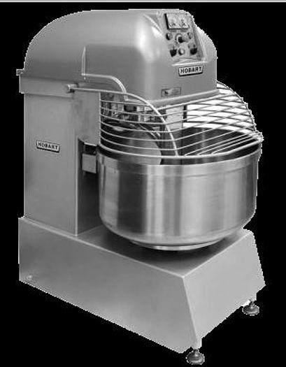 Used HOBART #HSL-180 SPIRAL DOUGH, PASTA, PASTRY, PIZZA MIXER AVAILABLE @ AN UNUSUAL PRICE PRICE POINT O-N-L-Y N-O-W !