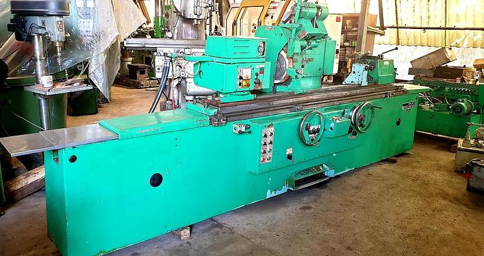 Tos BHU 40A Cylindrical Grinding Machine
