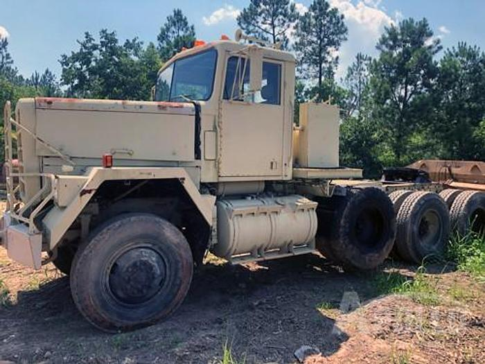 Used 1980 AM General M920 Truck