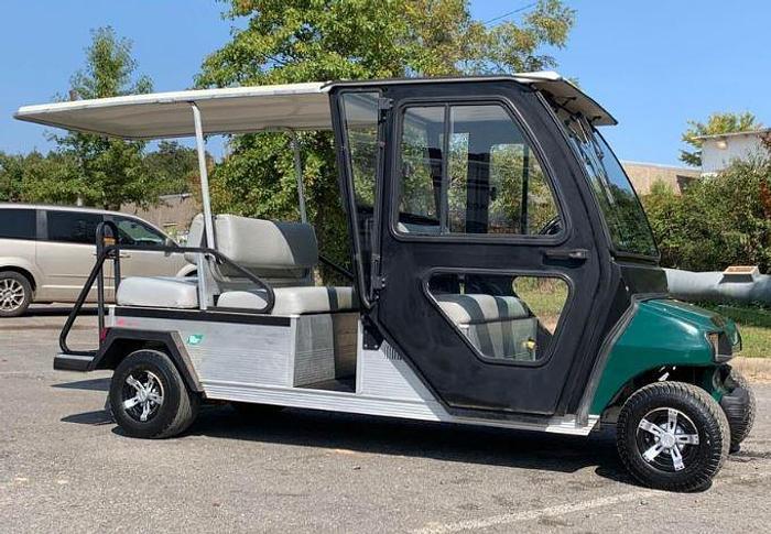 Used 2012 Club Car - 9 Passenger Cart