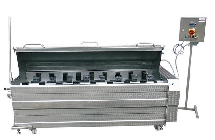 Använd Skållmaskin H(N)SKR eller H(N)SKL