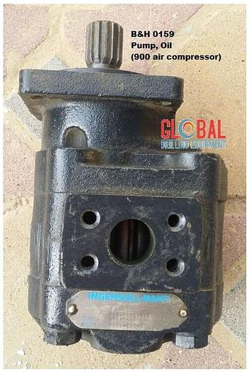 B&H 0159 - PUMP, OIL (FOR 900 AIR COMPRESSOR)