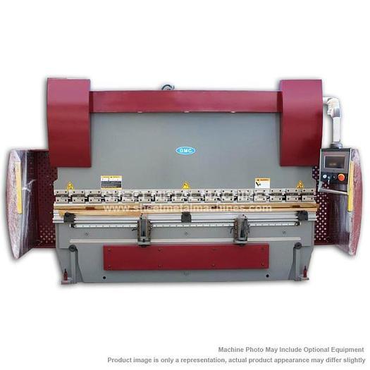GMC 175 Ton Hydraulic Press Brake with Delem Controller HPB-17512CNC