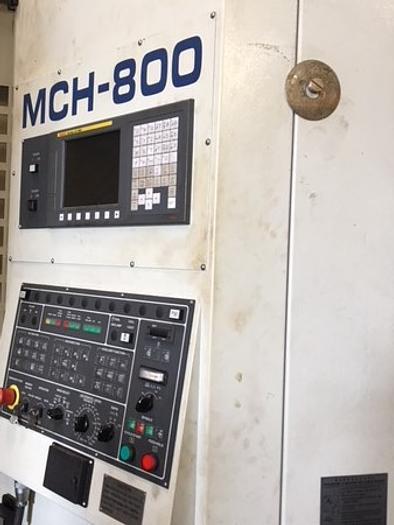 2012 Dah-Lih MCH-800