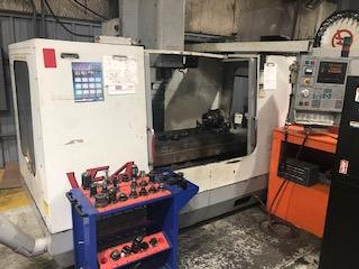 2001 Haas VF-4 (Vertical Machining Center)