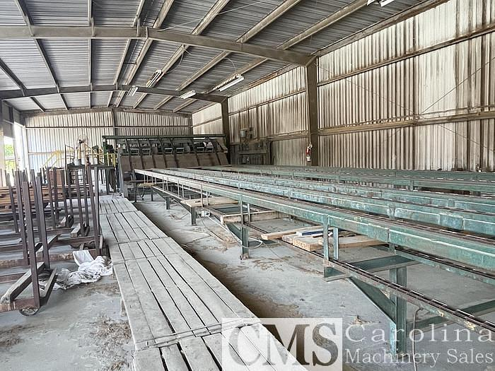 Used Complete Operation Lumber Drying Facility and Planer Mill