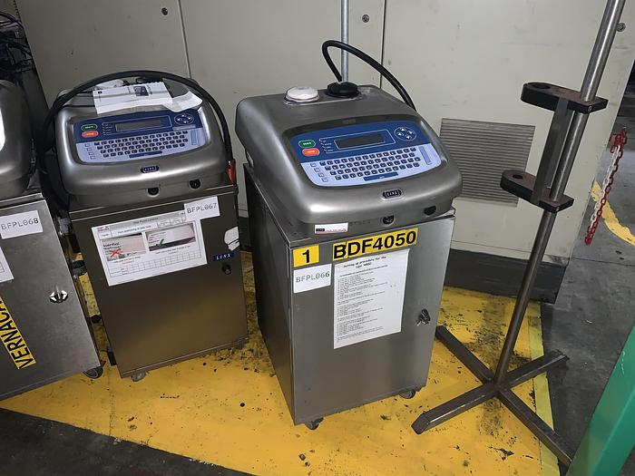 Used LINX 4900 Continious Ink jet Printer