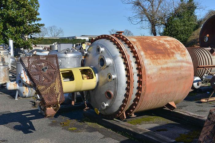 Usata Reattore F.B.M. da 3000 Litri