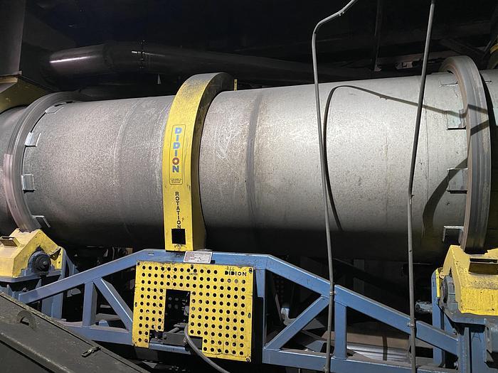 Used DIDION MD50/70V Mk5 ROTARY MEDIA DRUM