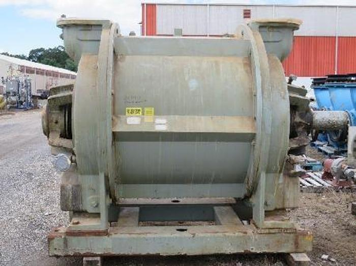 Used NASH 904 S1 S/S VACUUM PUMP 12000 CFM