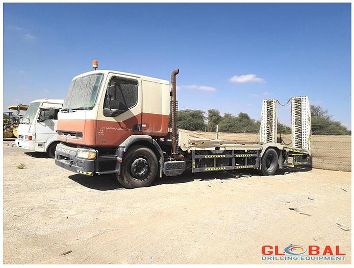 Used Item 0954 : 1997 Renault Recovery Truck (Trailer)