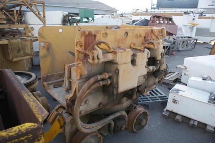 Eimco 21B Rail Muckers