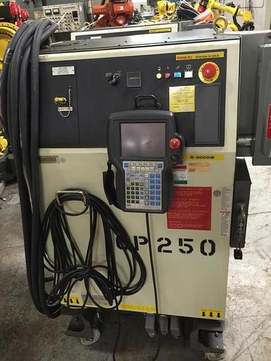 3 - FANUC R2000iB/125L 6 AXIS CNC ROBOT WITH R30iA CONTROLLER