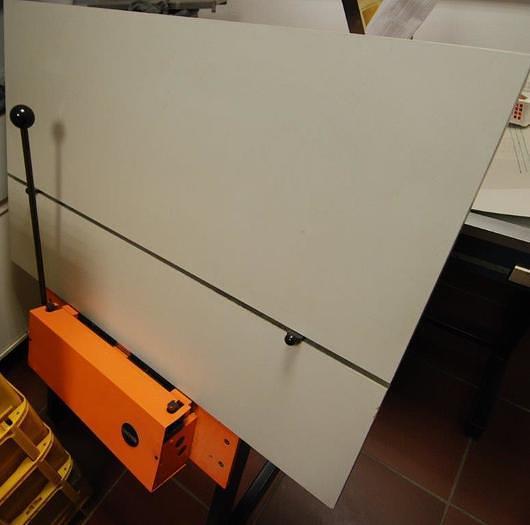 Gebraucht Bacher Druckplattenstanze, ohne Baujahr