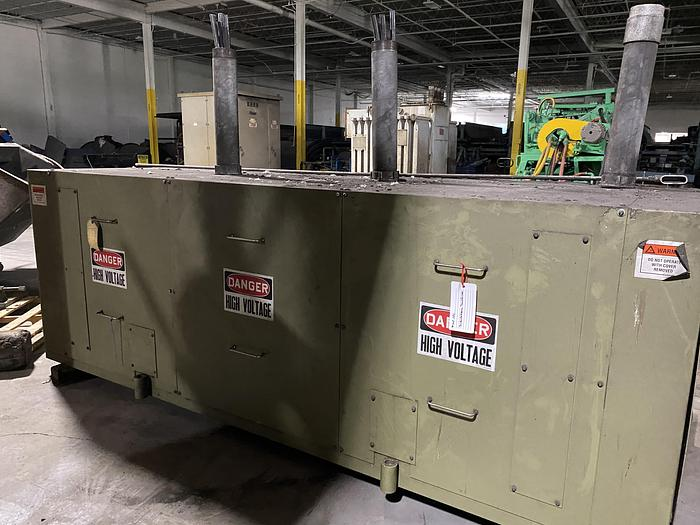 Used INDUCTOTHERM TRANSFORMER