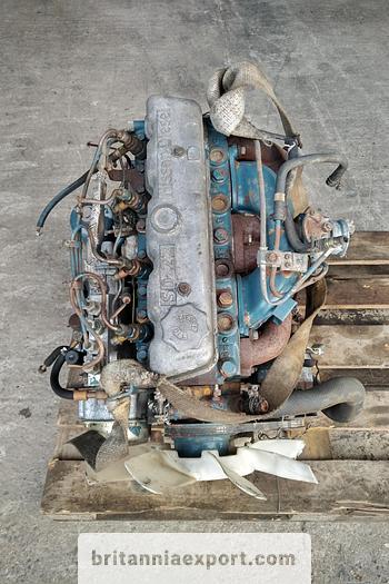 Used NISSAN SD22 Diesel Engine
