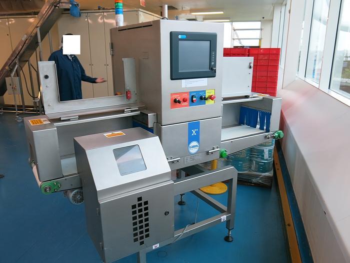 Loma x-ray machine