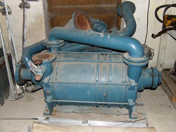 Używane Próżniowa pompa z pierścieniem wodnym Hydro-Vacuum