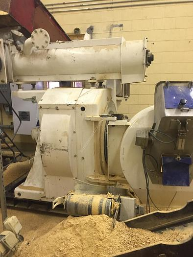 Complete Operation 1-2 TPH Pellet Mill