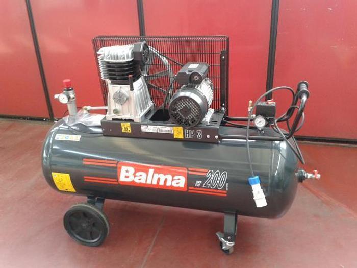 Compressore BALMA 200 LT tipo NS19S/200