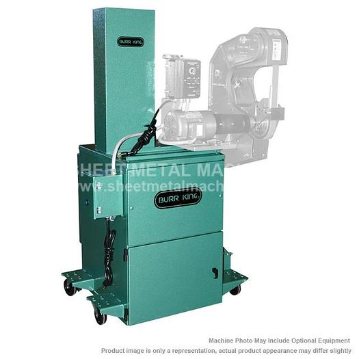 BURR KING Model BK-75 Dust Collection Systems