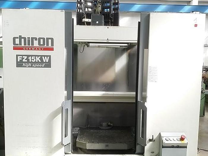 2001 Chiron FZ15KW Highspeed