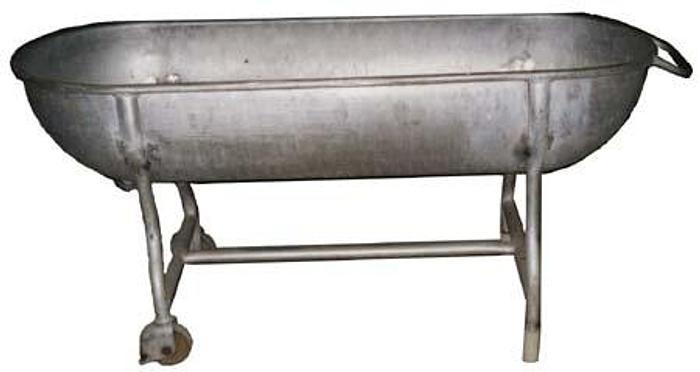Used Wanna aluminiowa