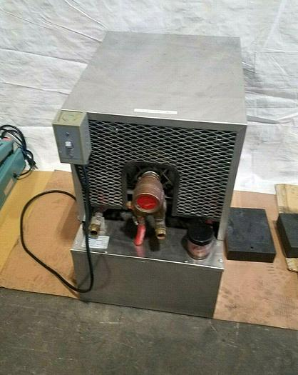 Used Pillar/Cycle-Dyne Industrial Process Water Chiller Model# PP1607