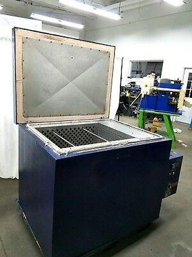 Used Technic Top Loading Electric Hot Air Drying Oven 240F Max Temp Fast Heat Recover