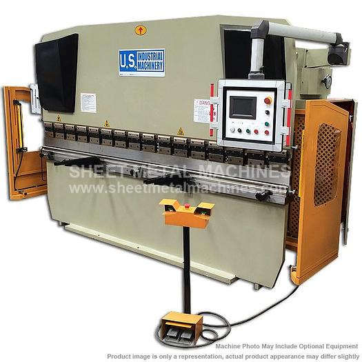 U.S. INDUSTRIAL CNC Hydraulic Press Brake USHB88-10